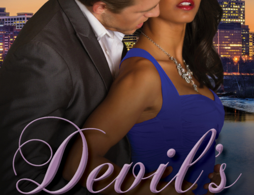 Devil's Deal, Cover Reveal