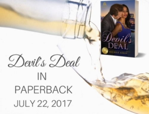 Devil's Deal Available in Paperback July 22, 2017