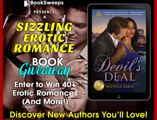 Sizzling Erotic Romance Book Giveaway!