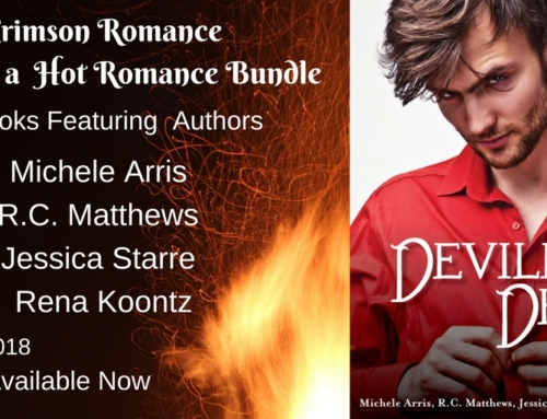 DEVILISH DEEDS: 4 Hot-as-Hades-Romances Bundle